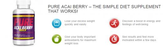 ACAI BERRY testimonial