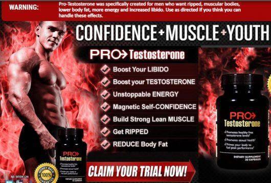 pro testosterone reviews