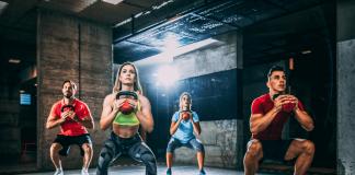 kettlebell exercises for stomach